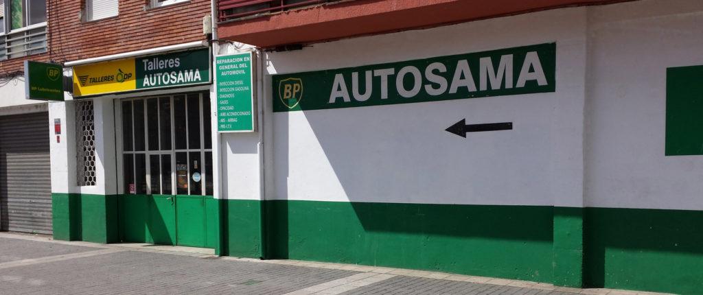 Taller de Electromecánica Talleres Autosama en León