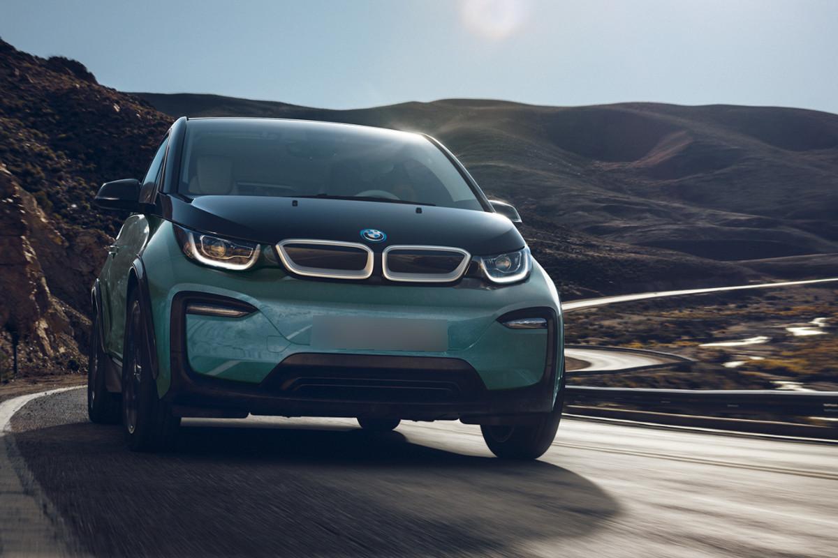 BMW I3 vehiculo electrico de venta en Autosama