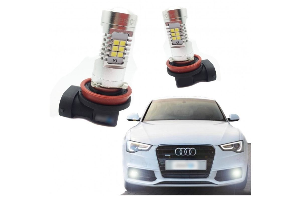 Iluminación de vehículos en Talleres Autosama web
