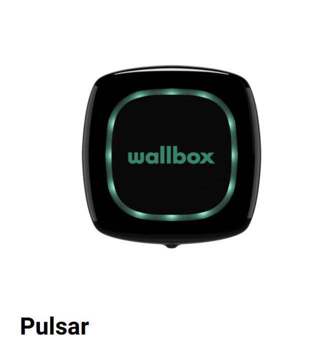 Modelo Wallbox Pulsar