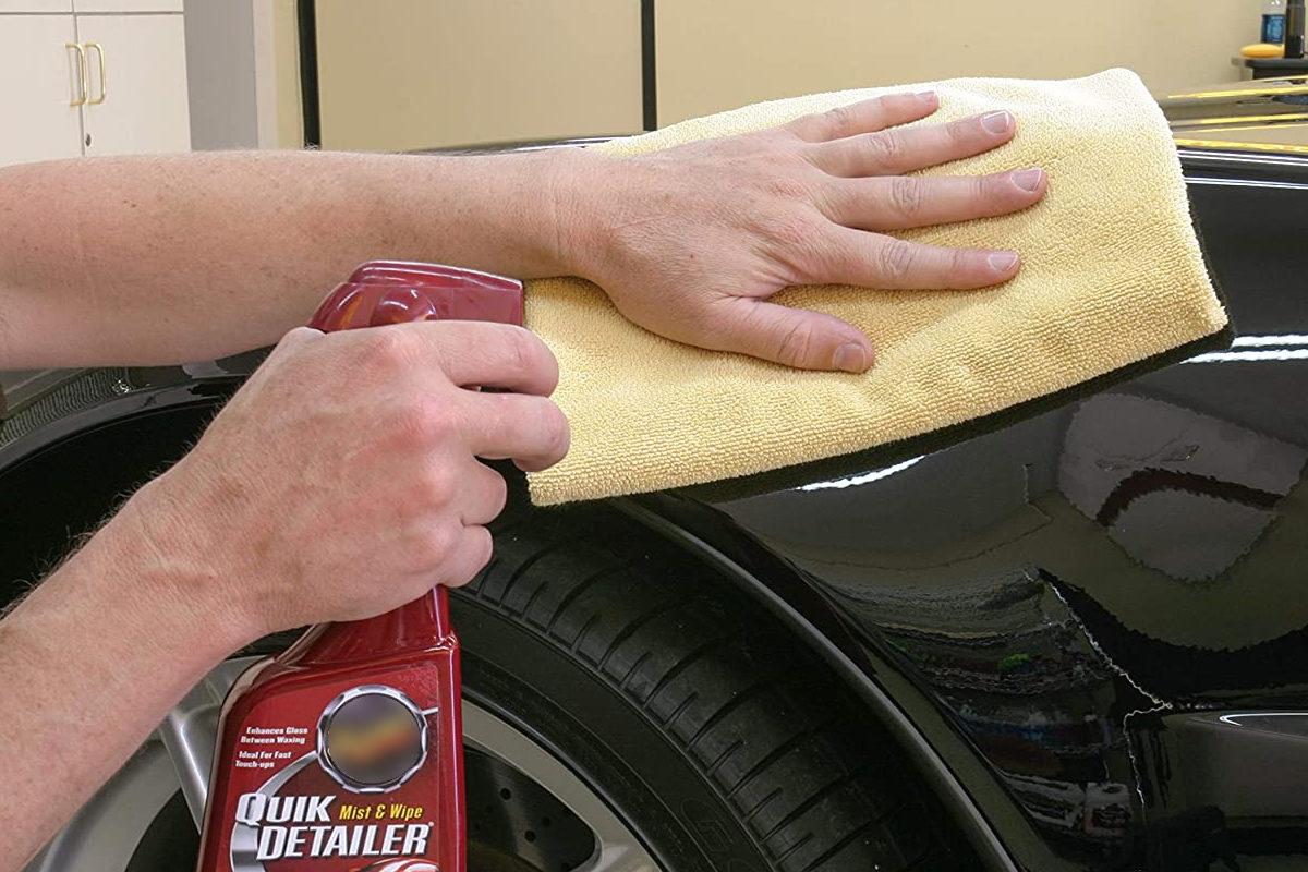Productos de limpieza para vehículos Talleres Autosama
