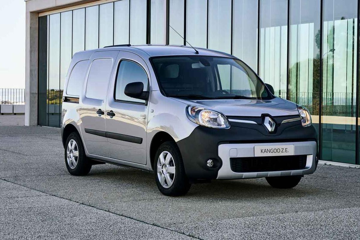 RENAULT KANGOO ZE vehiculo electrico de venta en Autosama