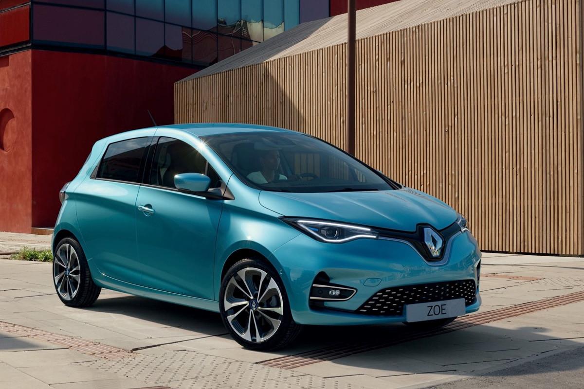 RENAULT ZOE vehiculo electrico de venta en Autosama